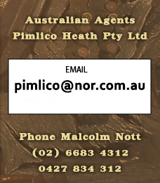 Australian Agents - Pimlico Heath Pty Ltd